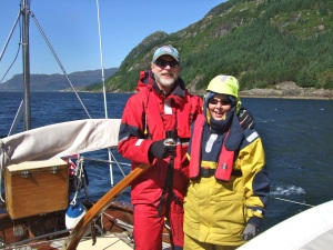 bob and mary sognfjord2011