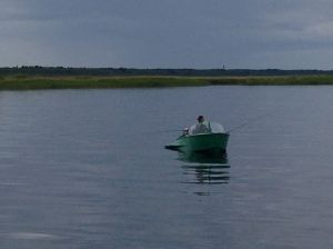 fishing in ladoga