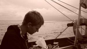 Morten, limfjord, 2009