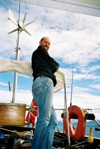 robin at helm w isles 2004