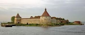 "Medieval Fortess ""Oreshek"" best"